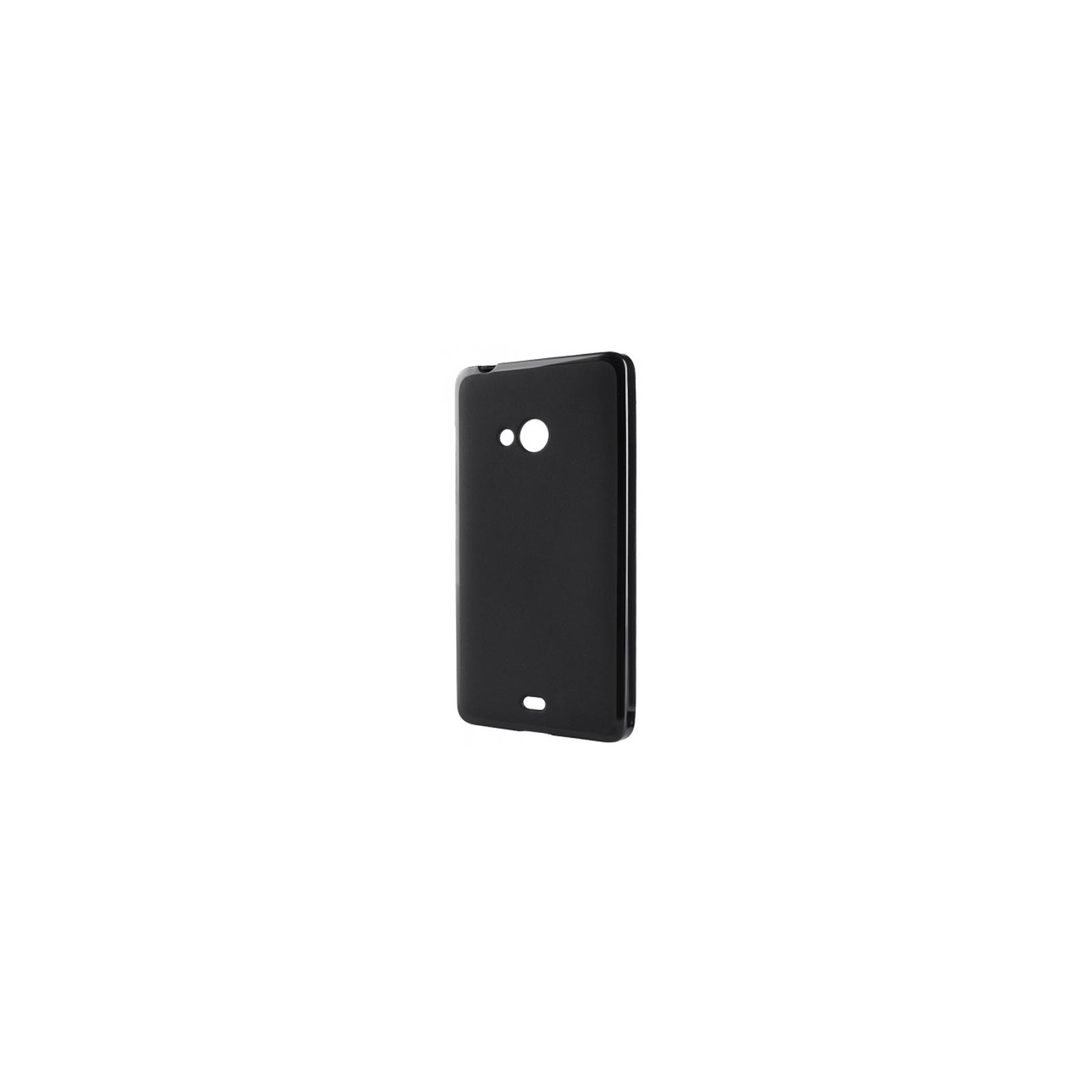 Чехол для моб. телефона Drobak для Microsoft Lumia 540 DS (Nokia) (Black) (215627)