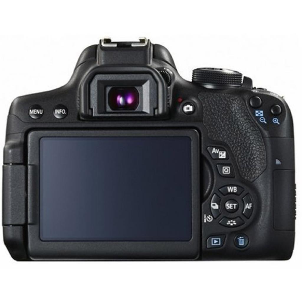Цифровой фотоаппарат Canon EOS 750D Body (0592C020) изображение 2