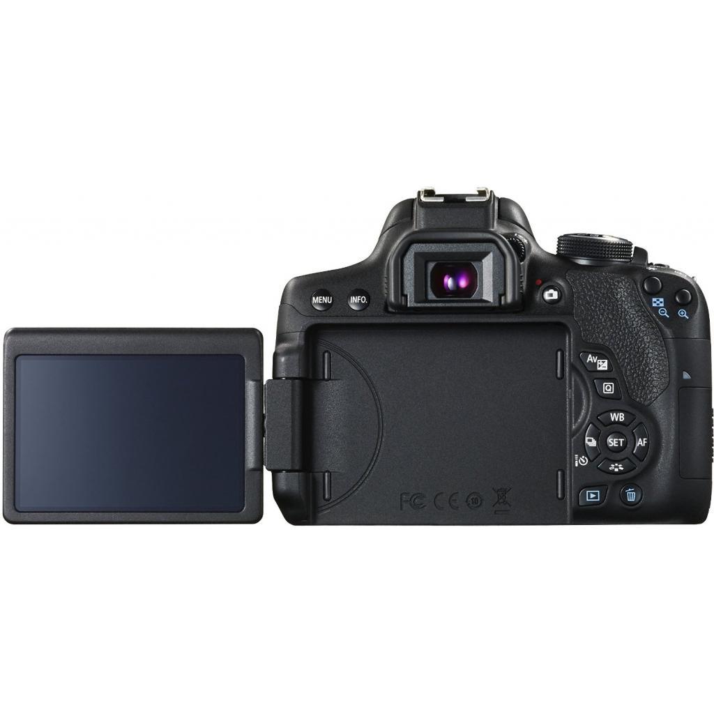 Цифровой фотоаппарат Canon EOS 750D Body (0592C020) изображение 3