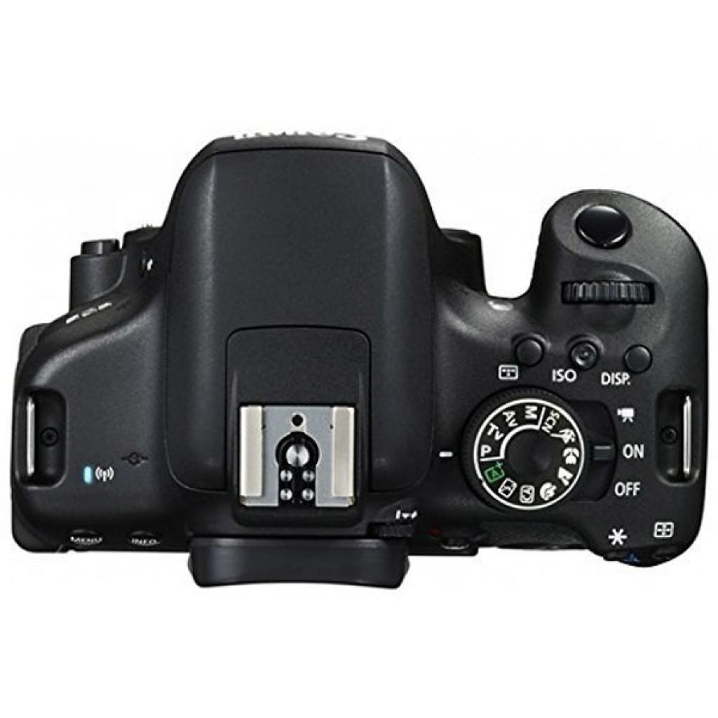 Цифровой фотоаппарат Canon EOS 750D Body (0592C020) изображение 4