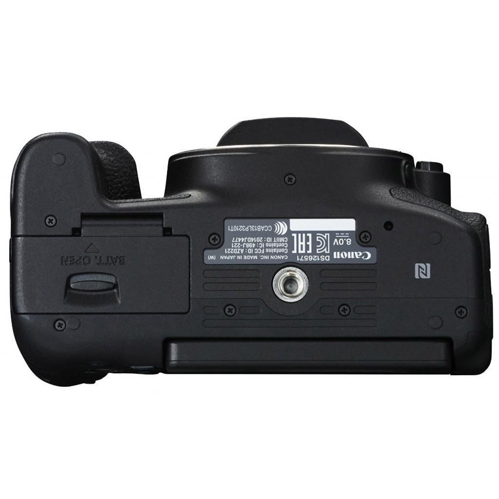 Цифровой фотоаппарат Canon EOS 750D Body (0592C020) изображение 5