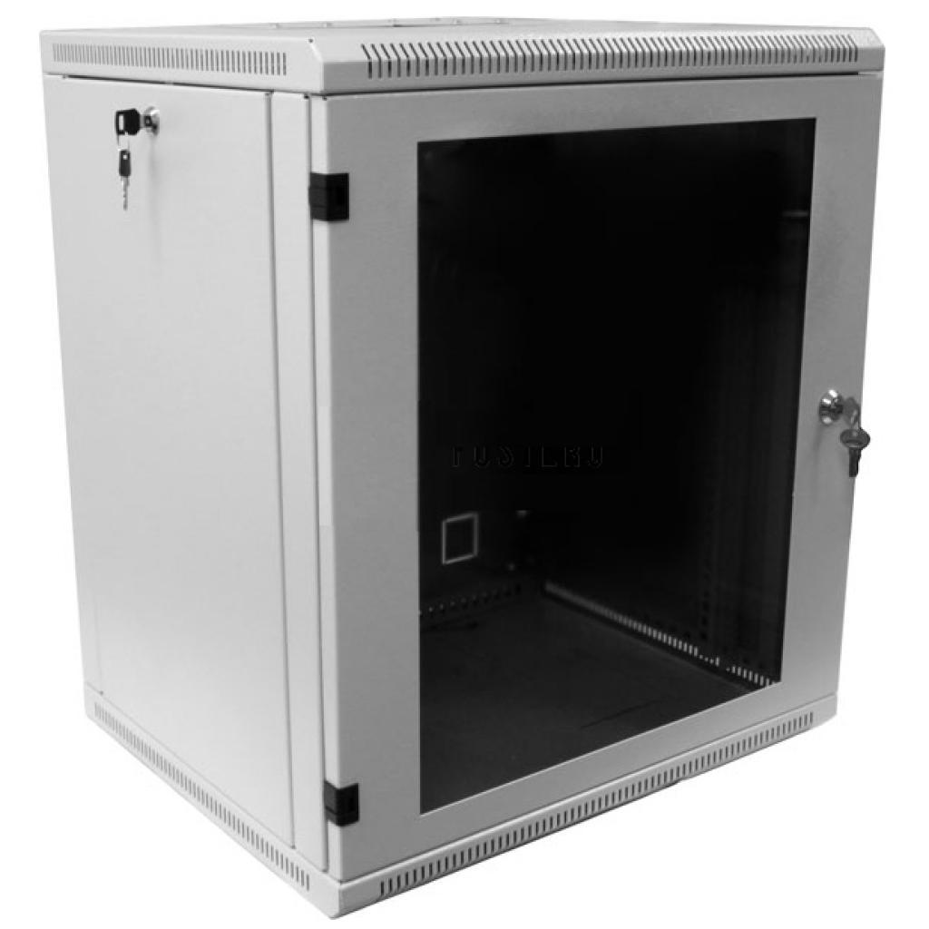 Шкаф настенный Pleolan 6U (FP-WM.6306M.7035)