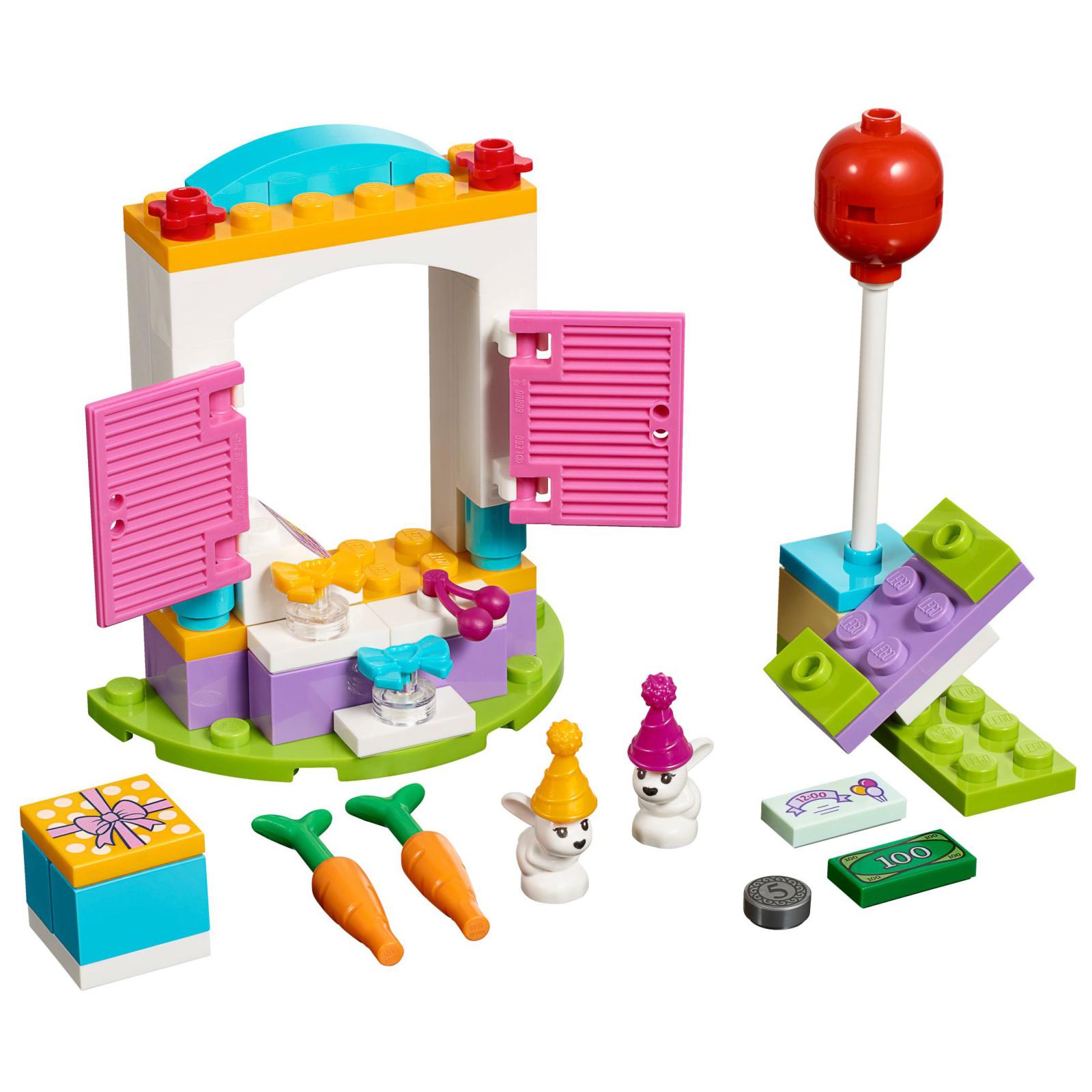 Конструктор LEGO Friends День рождения: магазин подарков (41113) изображение 2