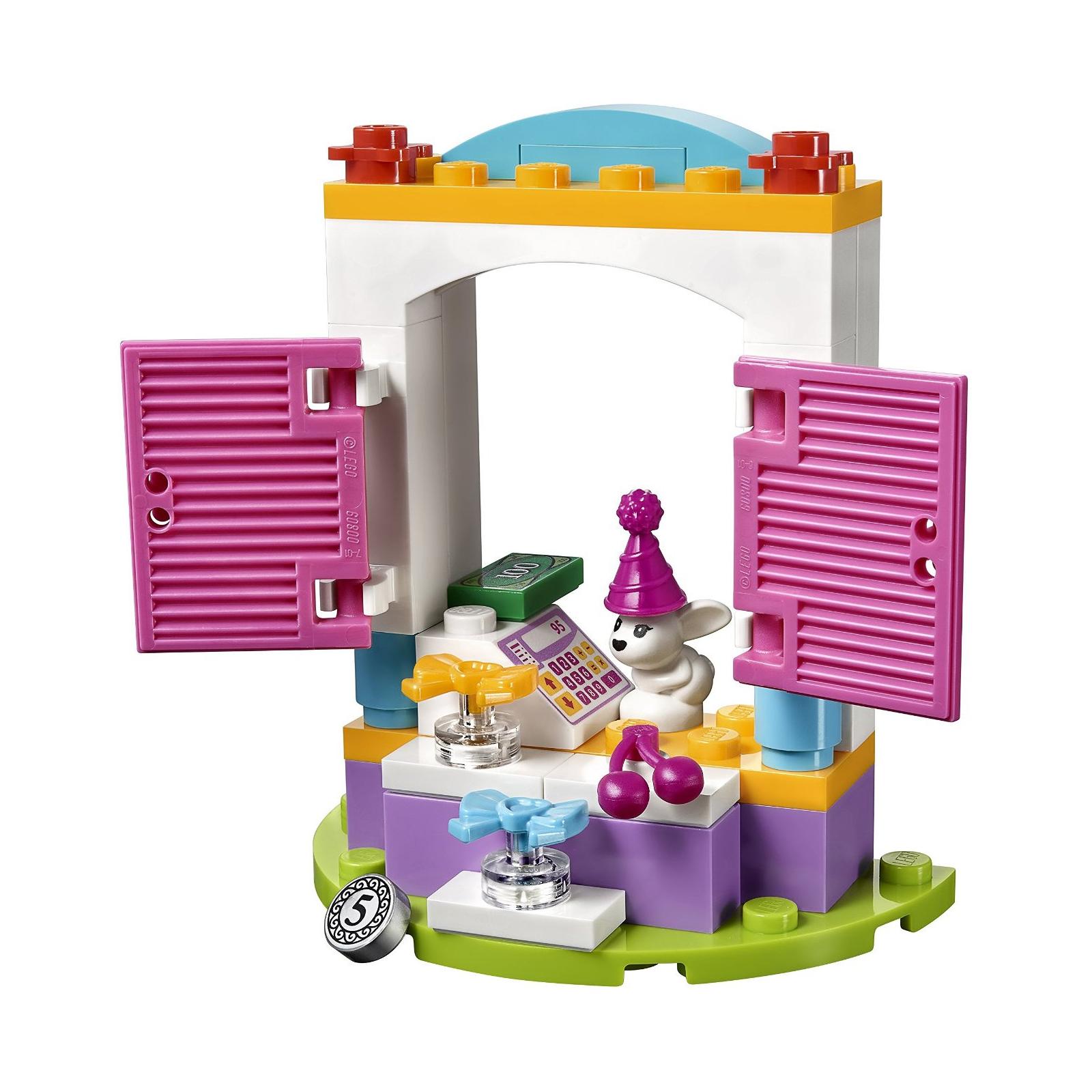 Конструктор LEGO Friends День рождения: магазин подарков (41113) изображение 4