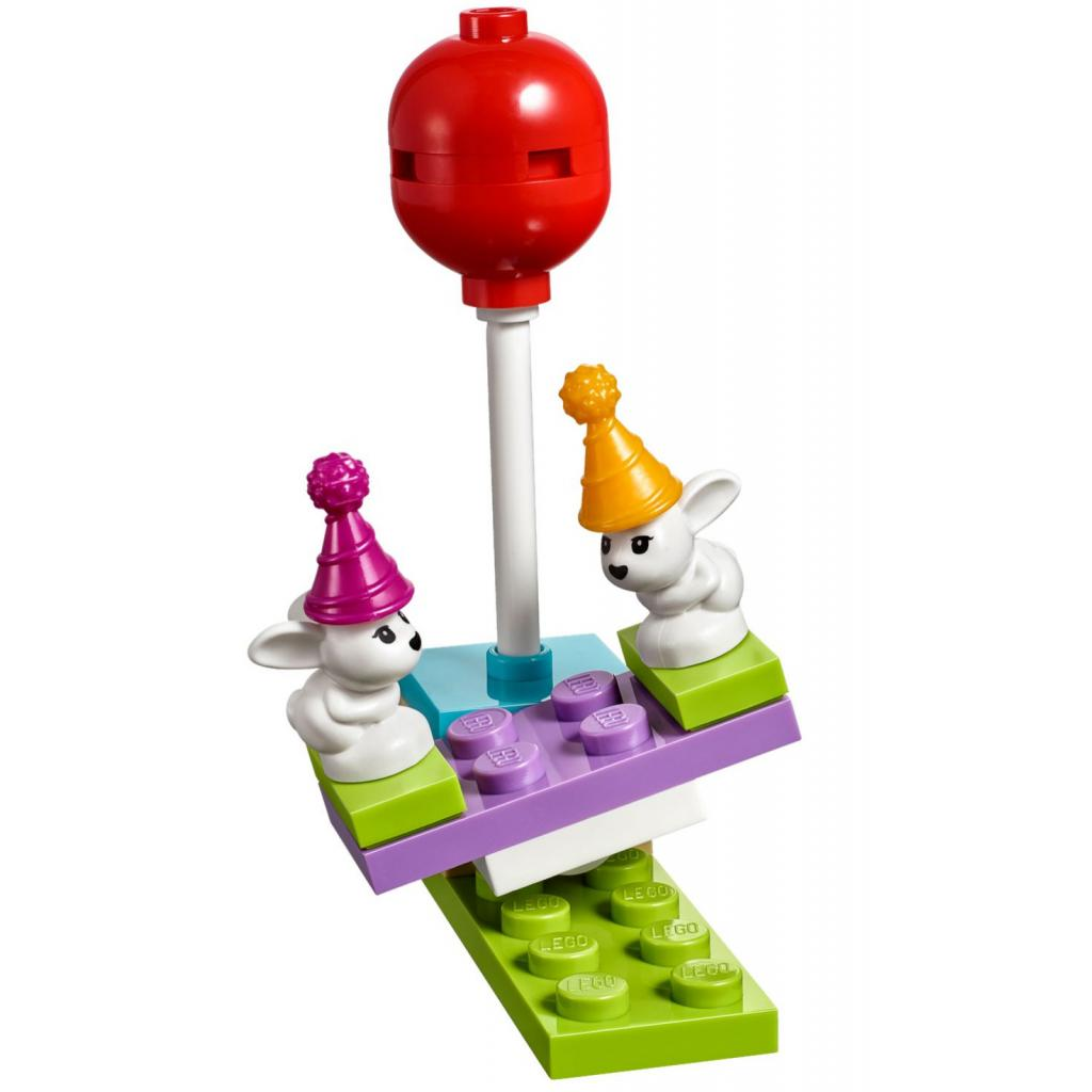 Конструктор LEGO Friends День рождения: магазин подарков (41113) изображение 5