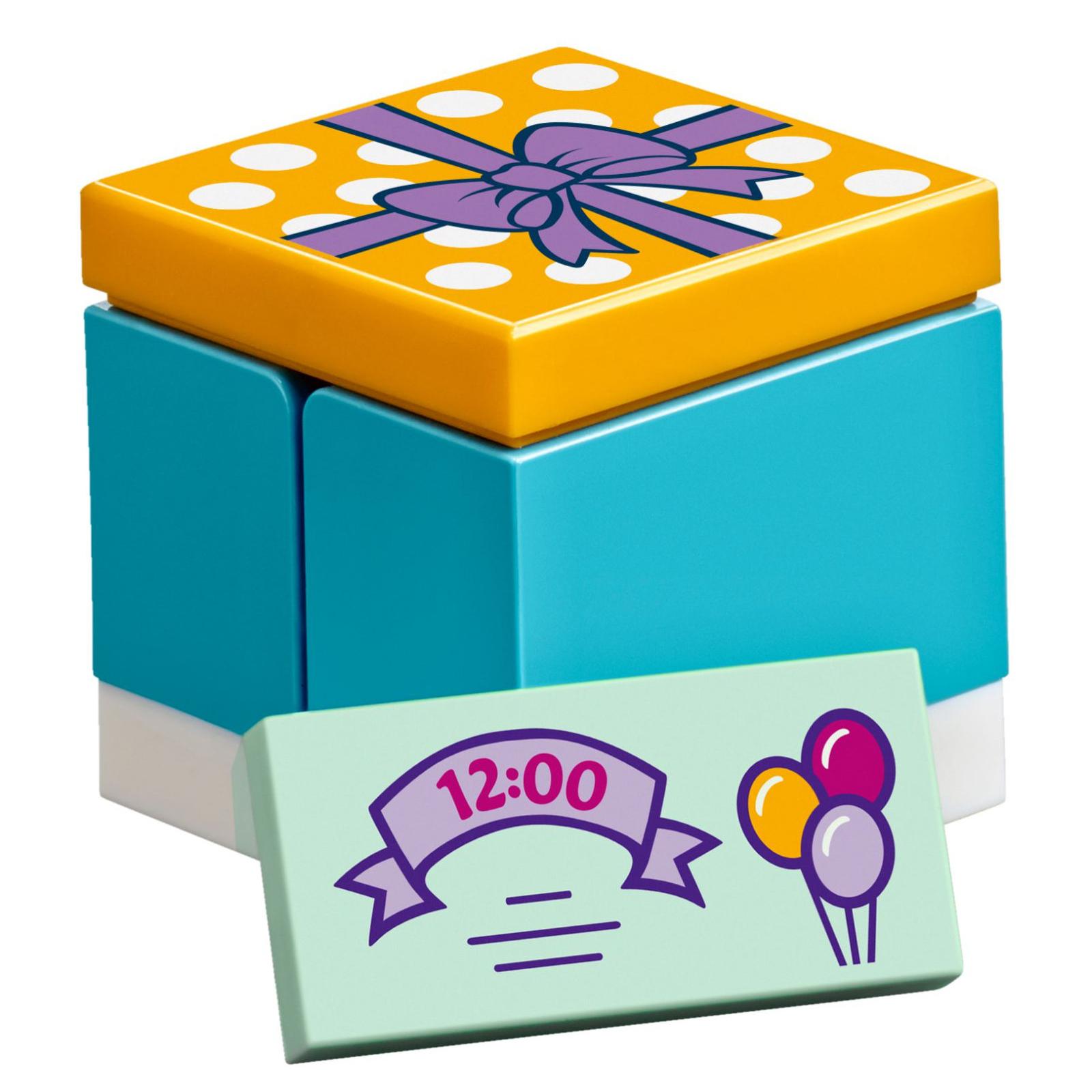 Конструктор LEGO Friends День рождения: магазин подарков (41113) изображение 7