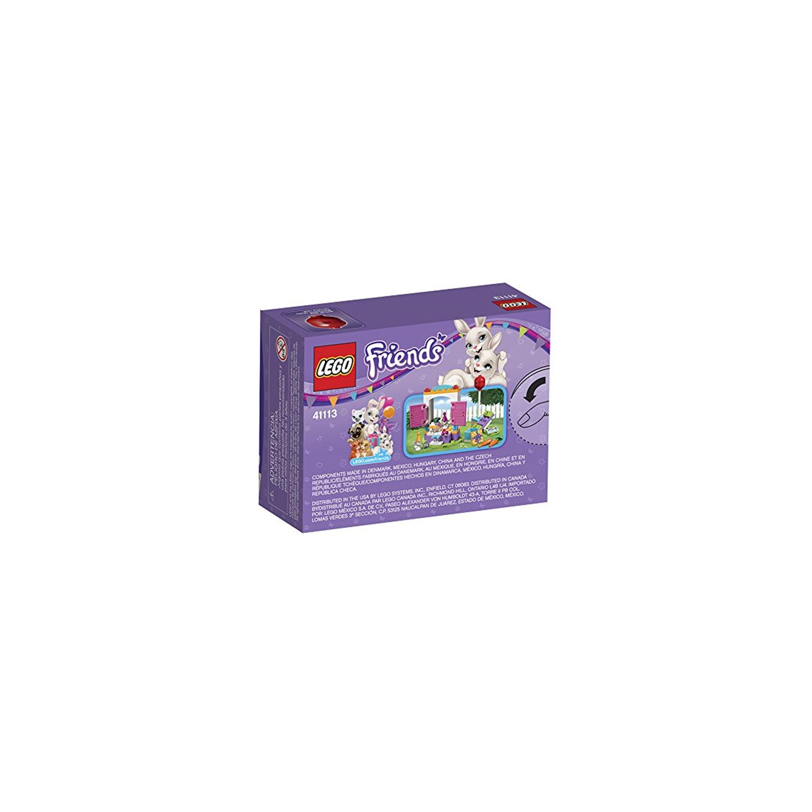 Конструктор LEGO Friends День рождения: магазин подарков (41113) изображение 8