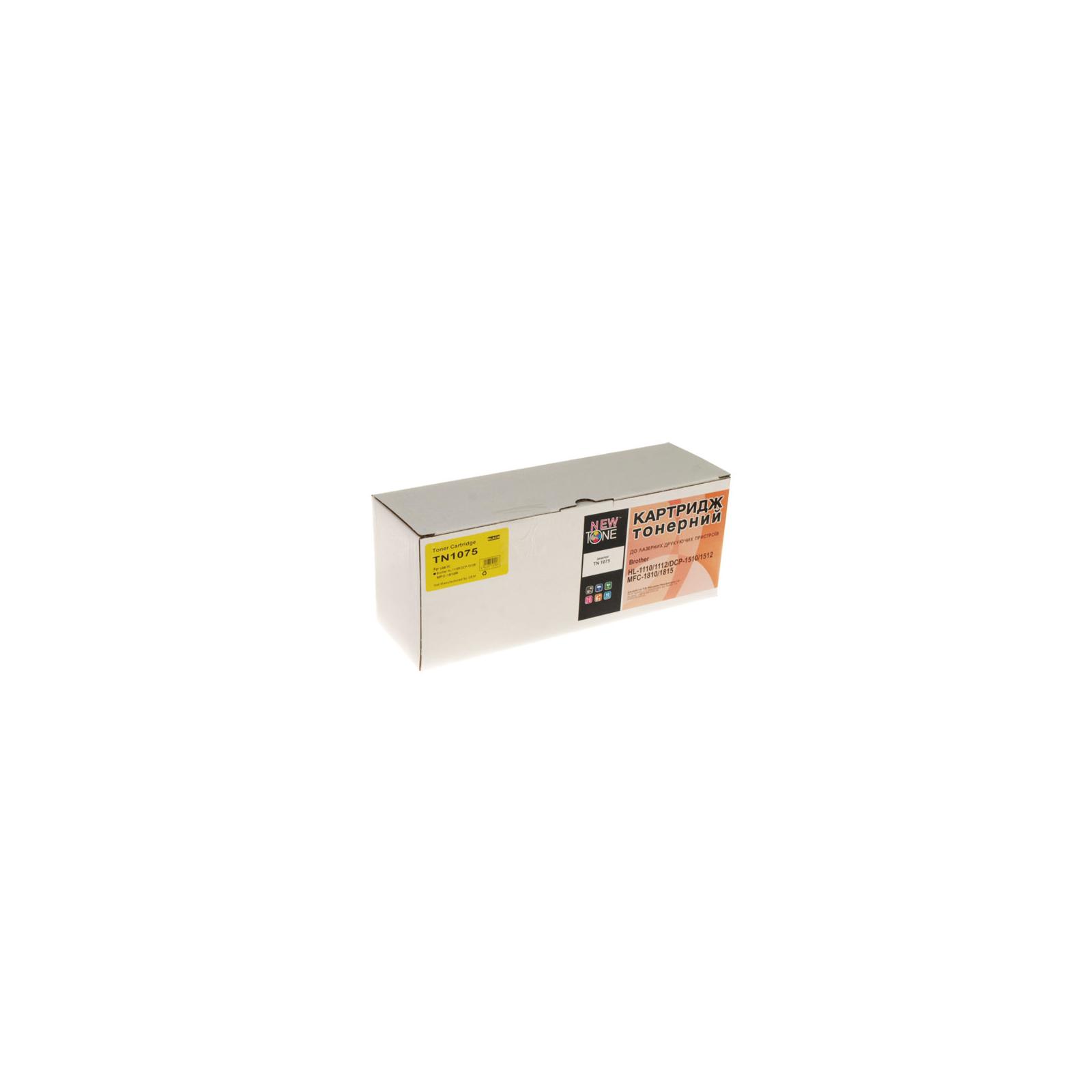 Картридж NewTone для BROTHER HL 1112R, DCP-1512 аналог TN1075 (TN1075E)