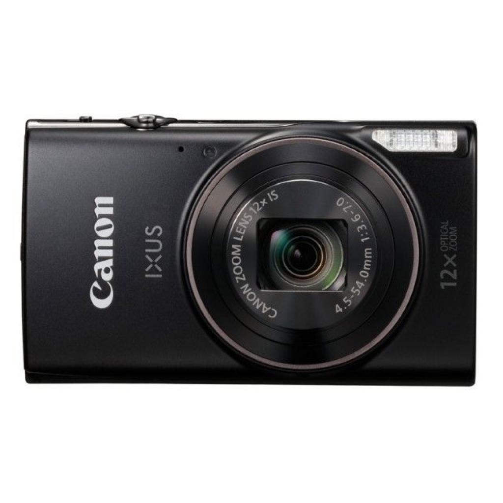 Цифровой фотоаппарат Canon IXUS 285 HS Black (1076C008) изображение 2