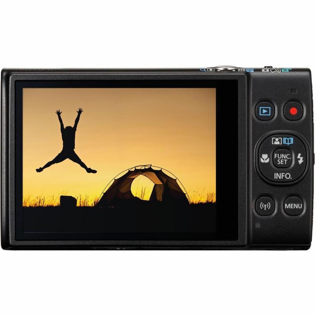 Цифровой фотоаппарат Canon IXUS 285 HS Black (1076C008) изображение 3