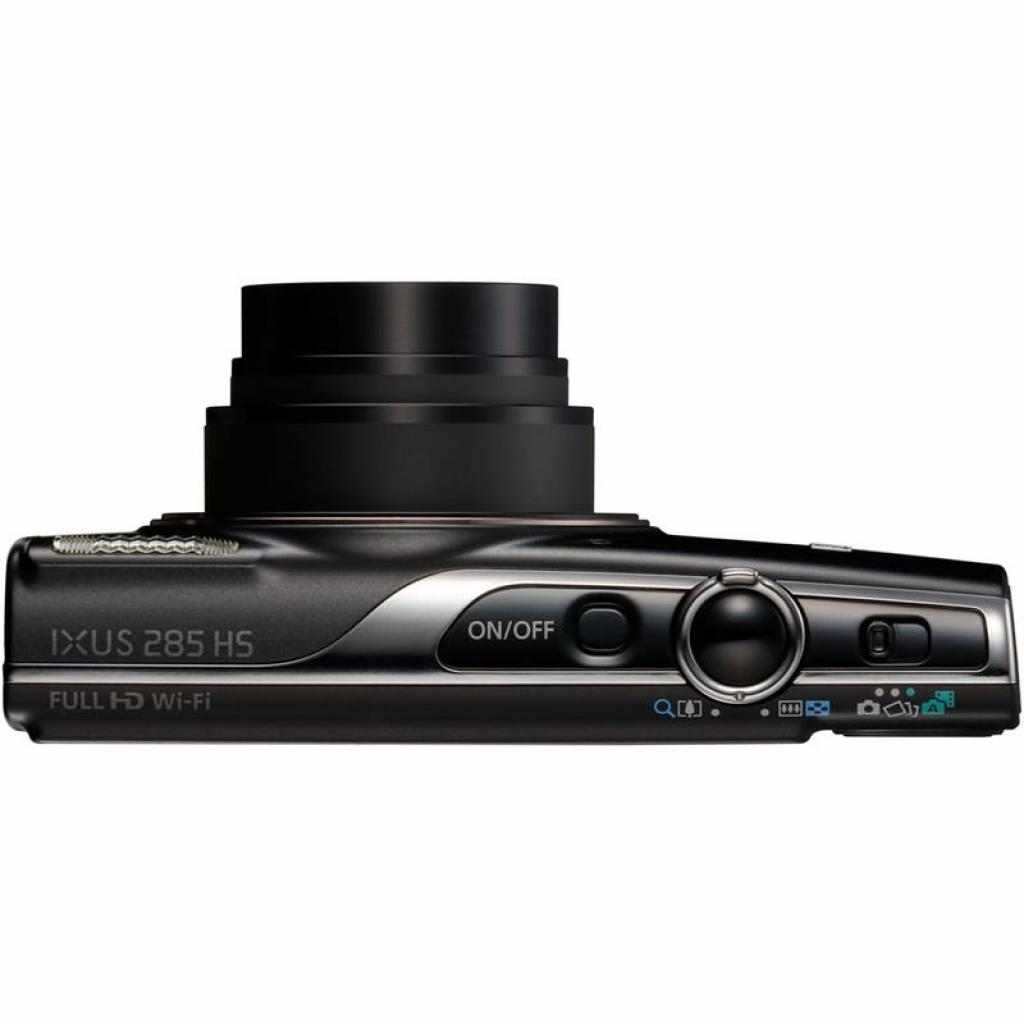 Цифровой фотоаппарат Canon IXUS 285 HS Black (1076C008) изображение 4