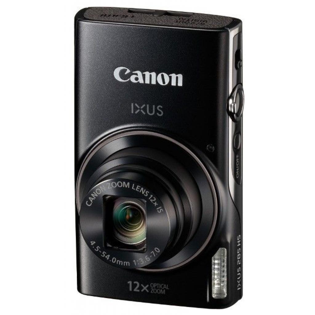 Цифровой фотоаппарат Canon IXUS 285 HS Black (1076C008) изображение 5