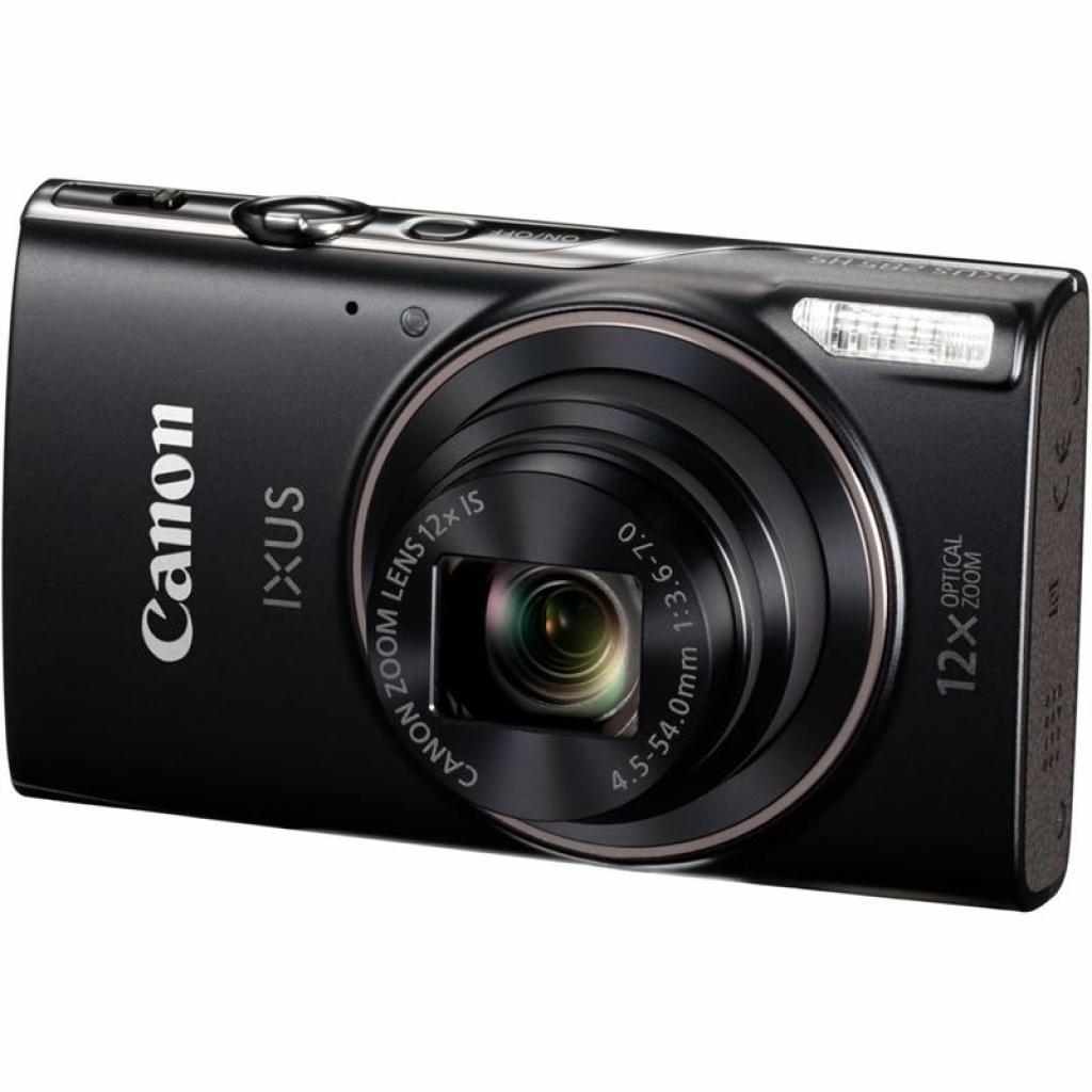 Цифровой фотоаппарат Canon IXUS 285 HS Black (1076C008)