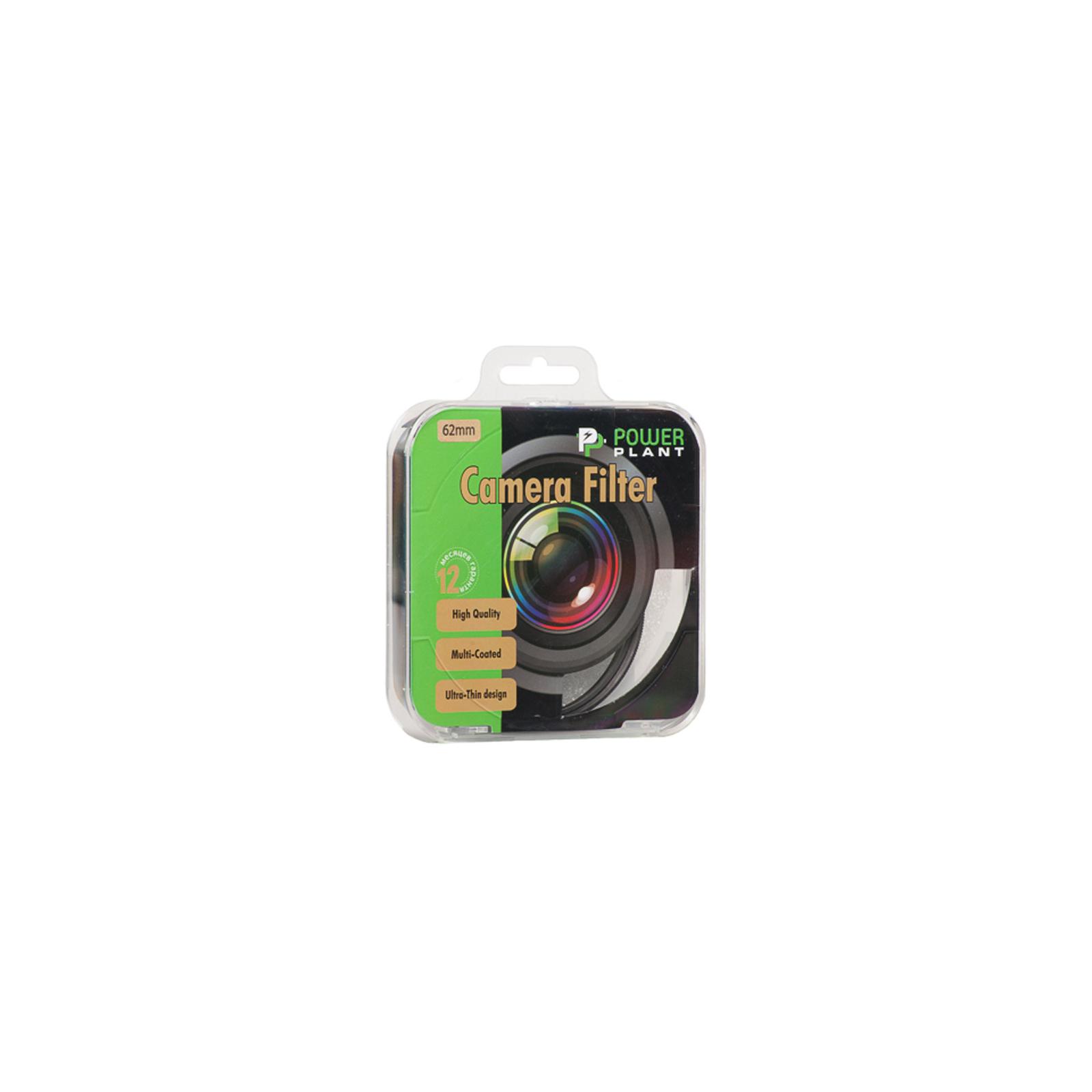 Светофильтр PowerPlant CPL 62 мм (CPLF62) изображение 2