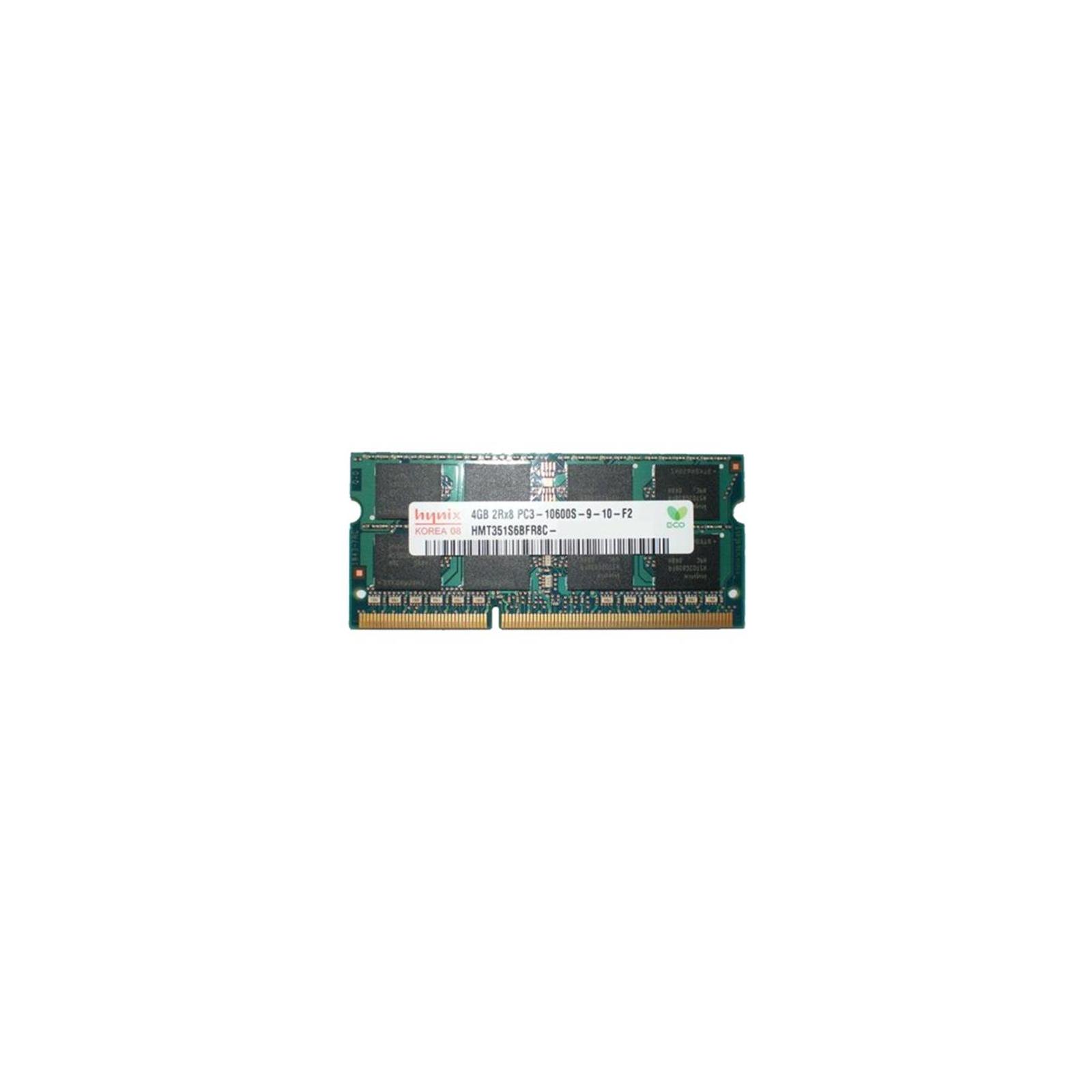 Модуль памяти для ноутбука SoDIM DDR3 4GB 1600 MHz Hynix (HMT451S6BFR8C-PBN0)