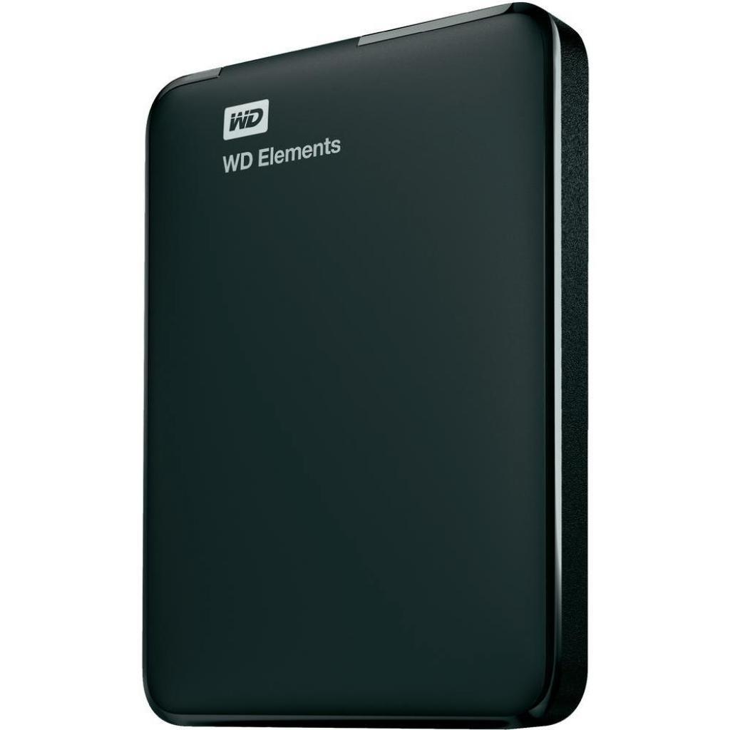 """Внешний жесткий диск 2.5"""" 3TB Western Digital (WDBU6Y0030BBK-EESN) изображение 2"""