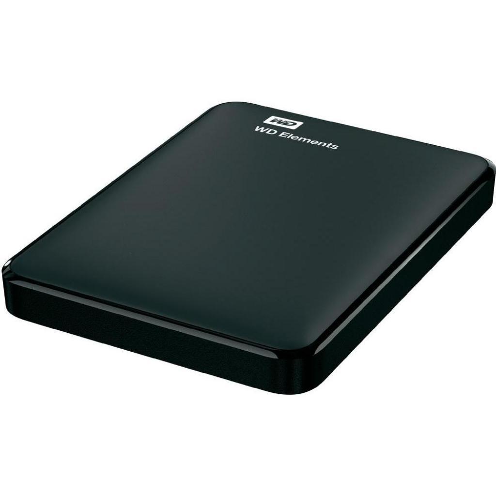 """Внешний жесткий диск 2.5"""" 3TB Western Digital (WDBU6Y0030BBK-EESN) изображение 3"""
