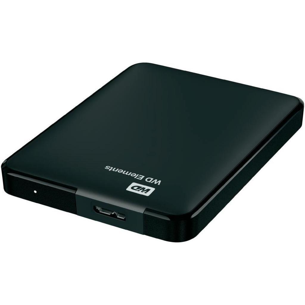 """Внешний жесткий диск 2.5"""" 3TB Western Digital (WDBU6Y0030BBK-EESN) изображение 4"""