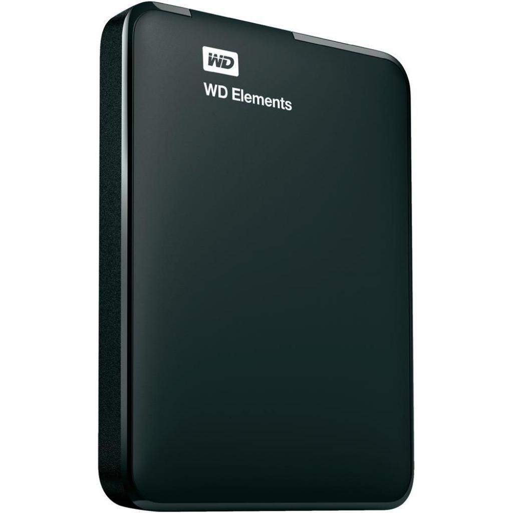"""Внешний жесткий диск 2.5"""" 3TB Western Digital (WDBU6Y0030BBK-EESN) изображение 5"""
