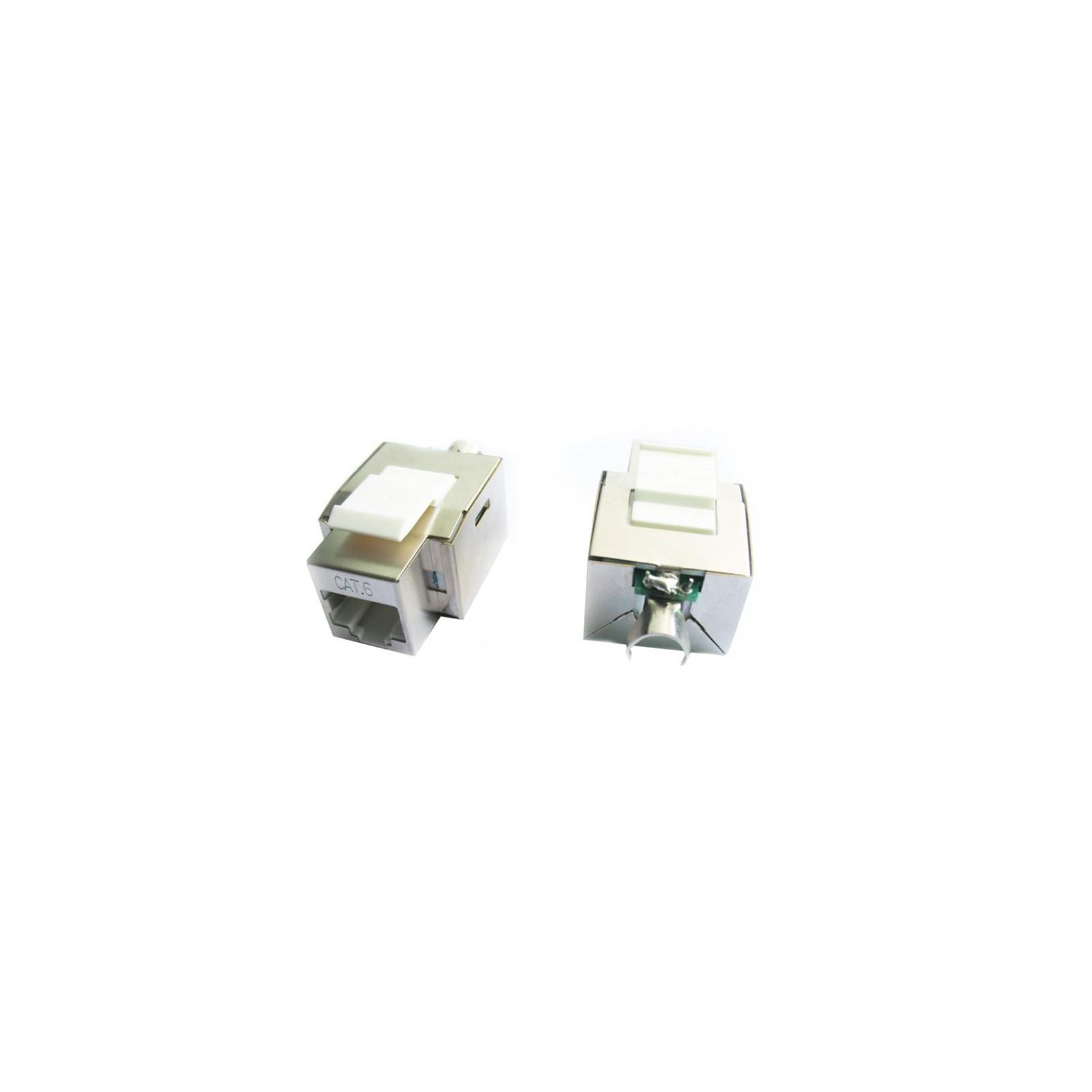 Розетка сетевая Cablexpert RJ45x1 FTP, cat.6 (NCAC-FS-SMB1) изображение 2