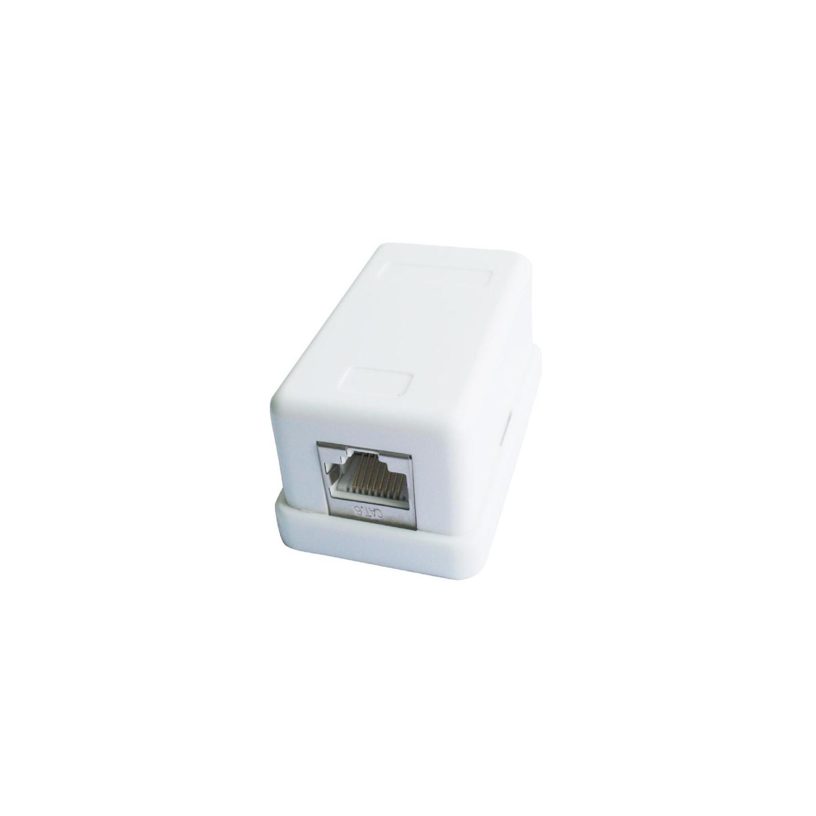 Розетка сетевая Cablexpert RJ45x1 FTP, cat.6 (NCAC-FS-SMB1)