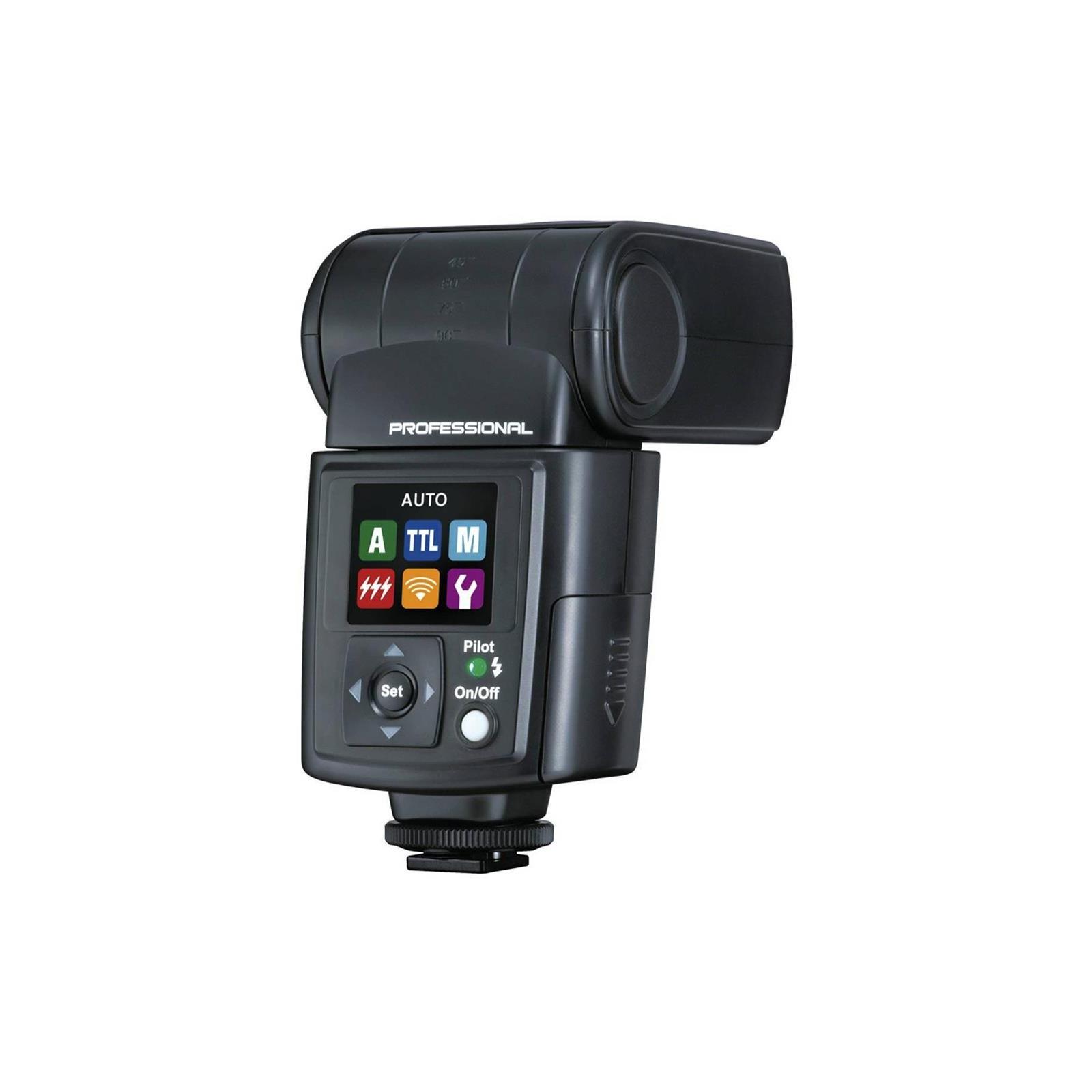 Вспышка Nissin Speedlite Di866 Mark II Canon + Powerex 2700 (NI-DI822IIC) изображение 2