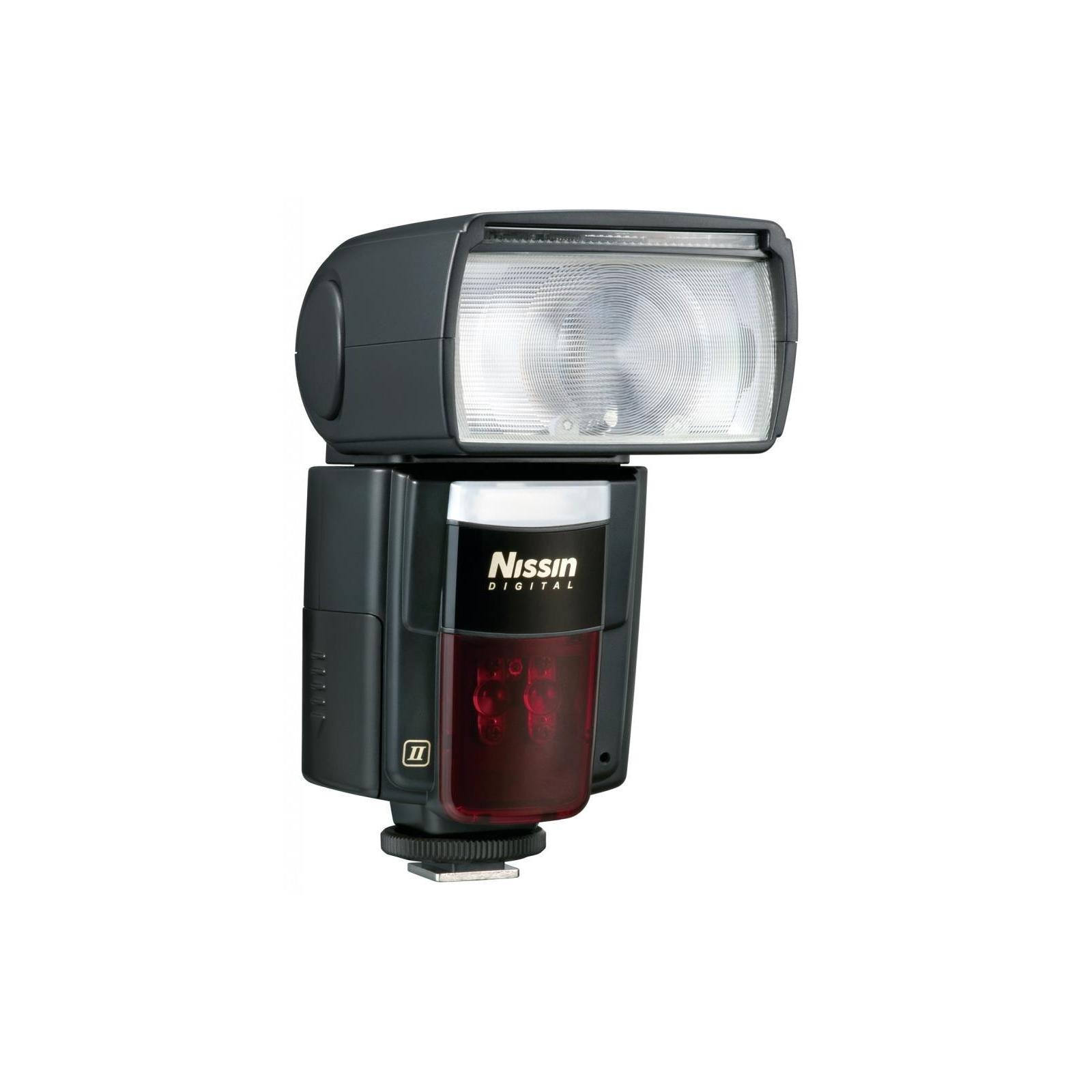 Вспышка Nissin Speedlite Di866 Mark II Canon + Powerex 2700 (NI-DI822IIC)