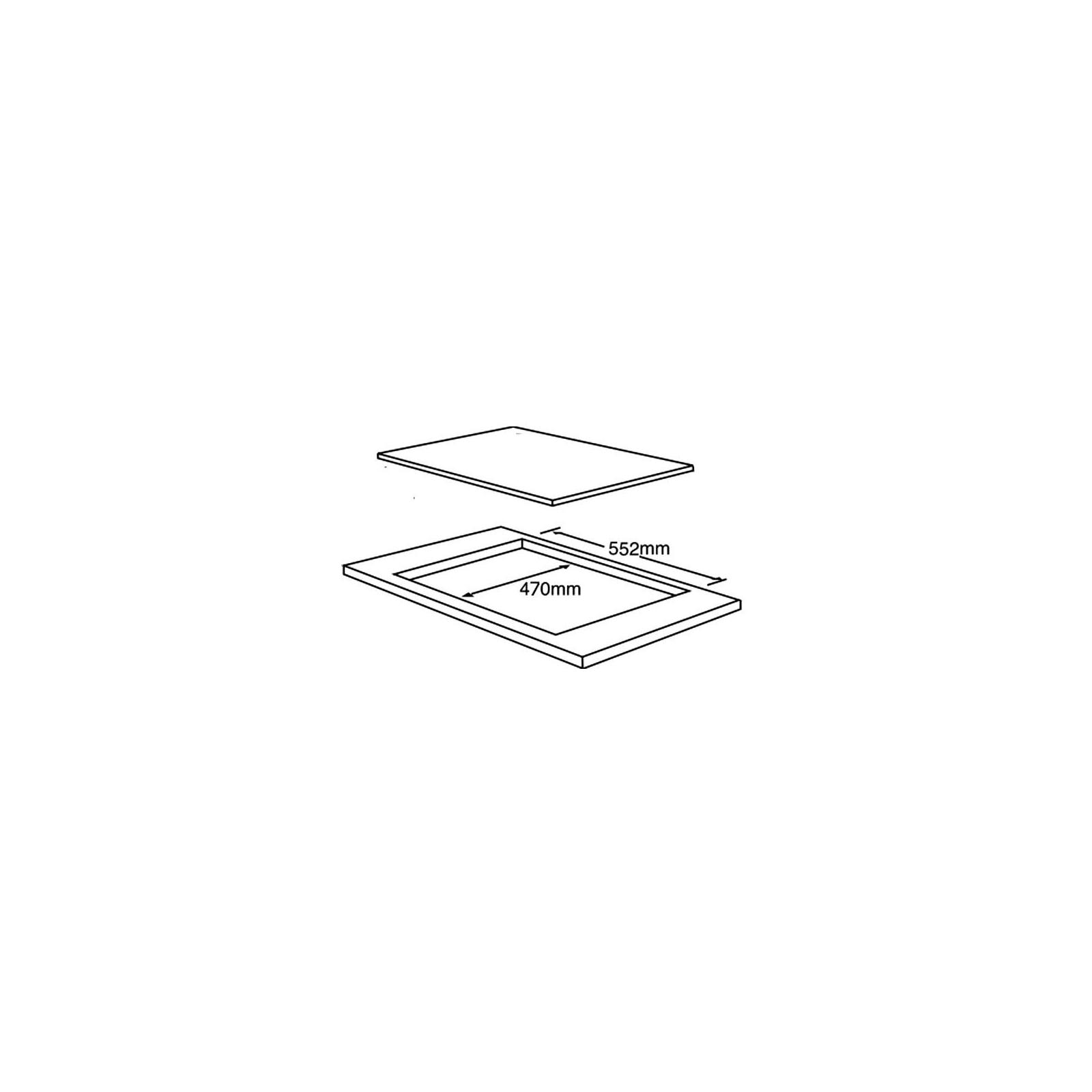 Варочная поверхность INTERLINE TS 6406 XT изображение 3