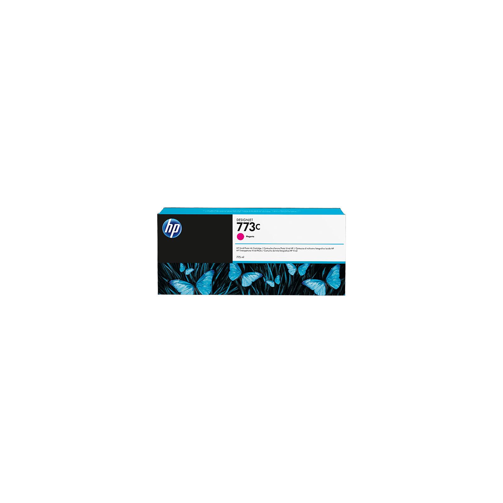 Картридж HP DJ No.773C Magenta DesignJet Ink Cartridge (C1Q39A)