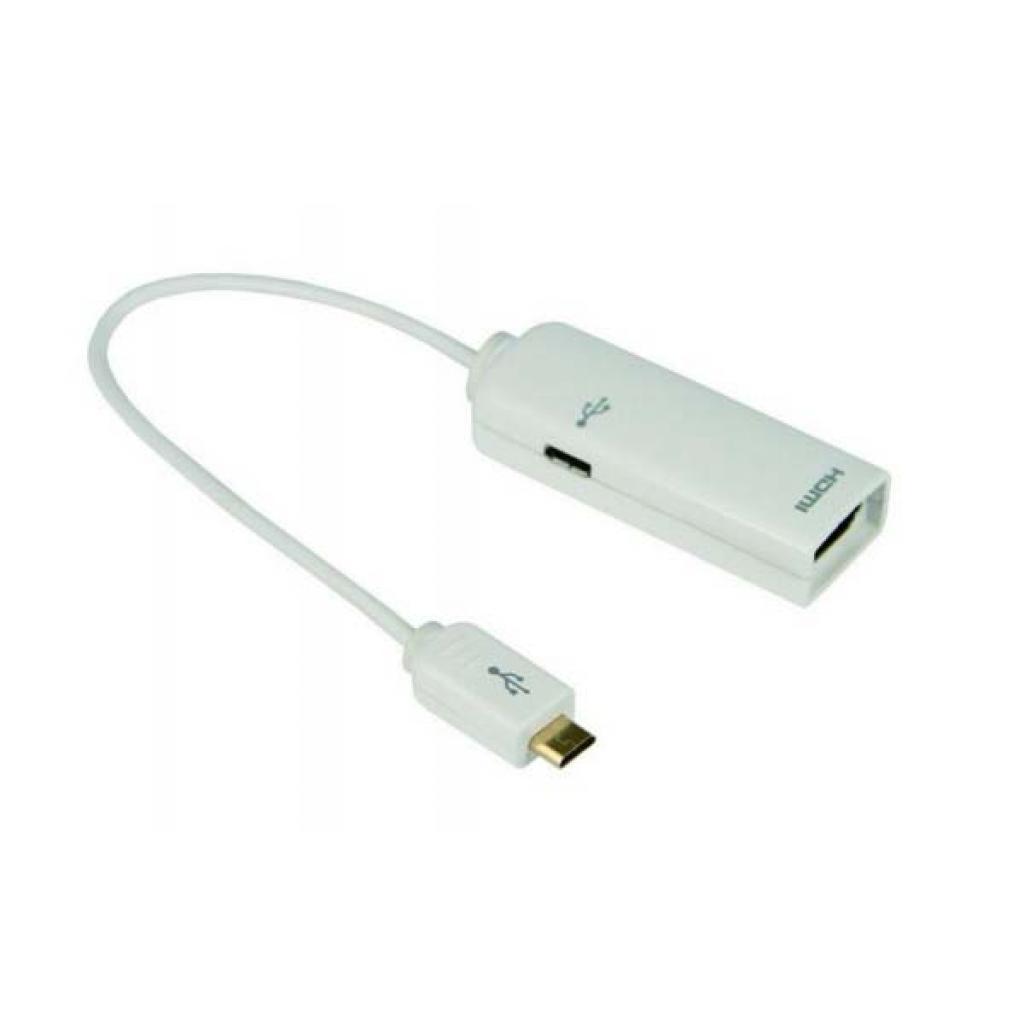 Переходник USB microB to HDMI MHL (M/ M) 1.0m Prolink (MP220)