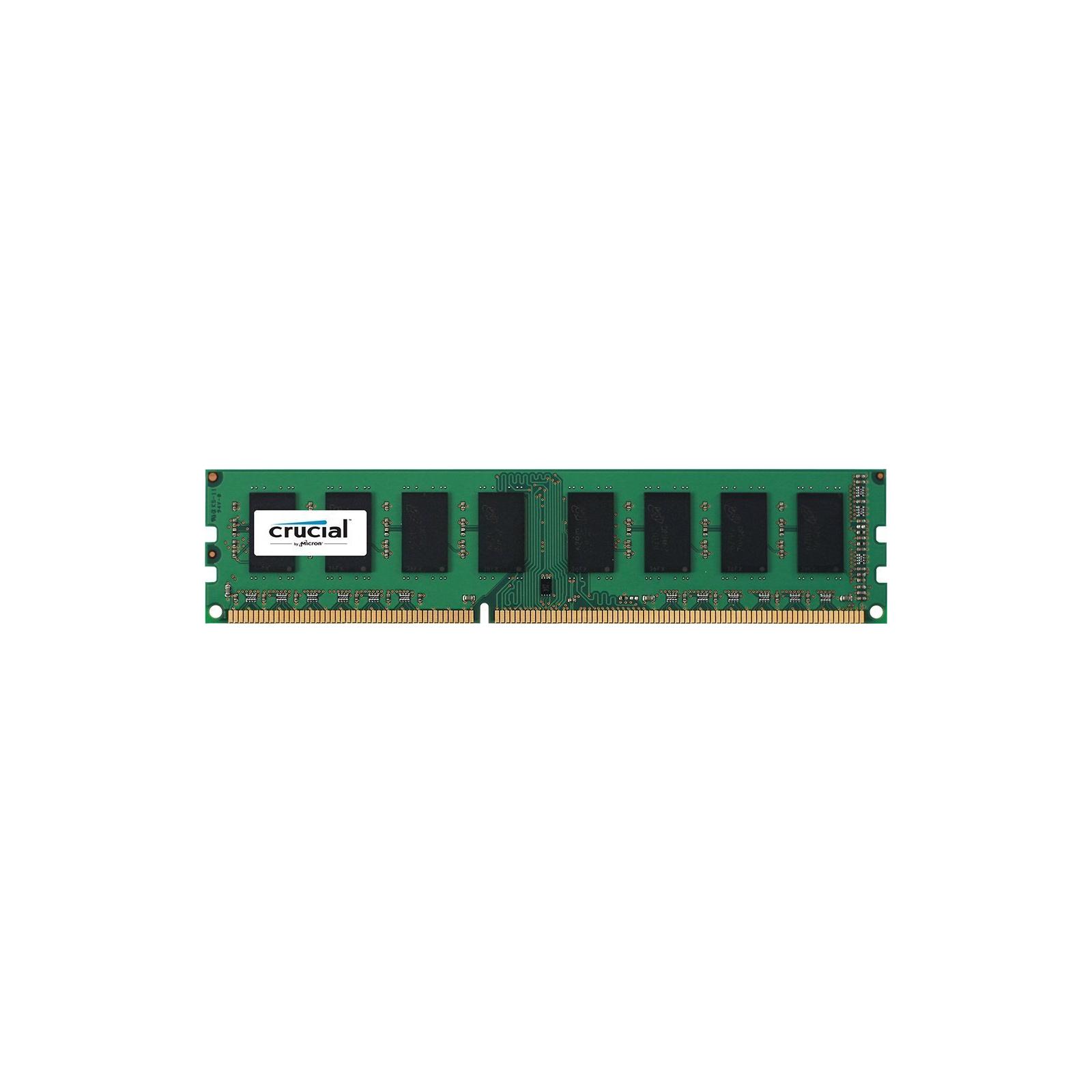 Модуль памяти для компьютера DDR3 4GB 1600 MHz MICRON (CT51264BA160B)
