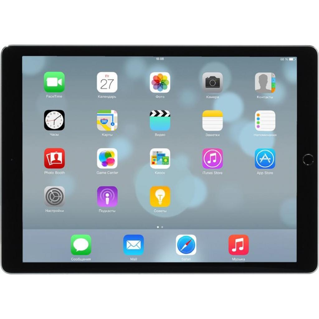Планшет Apple A1652 iPad Pro 12.9-inch Wi-Fi 4G 256GB Space Gray (ML2L2RK/A) изображение 4