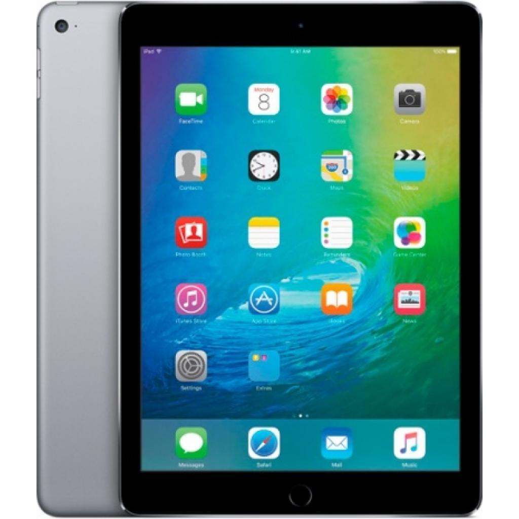 Планшет Apple A1652 iPad Pro 12.9-inch Wi-Fi 4G 256GB Space Gray (ML2L2RK/A) изображение 5