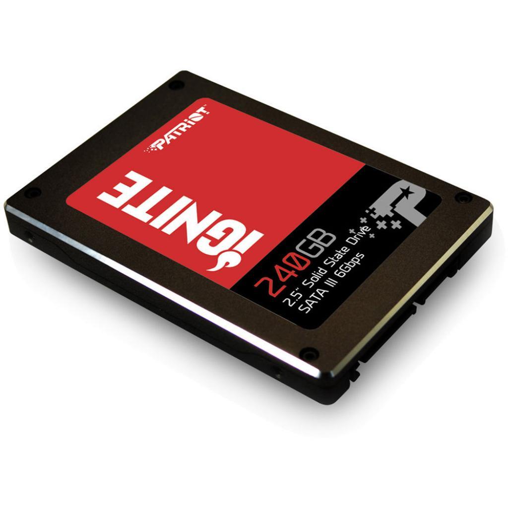 """Накопитель SSD 2.5"""" 240GB Patriot (PI240GS325SSDR) изображение 2"""