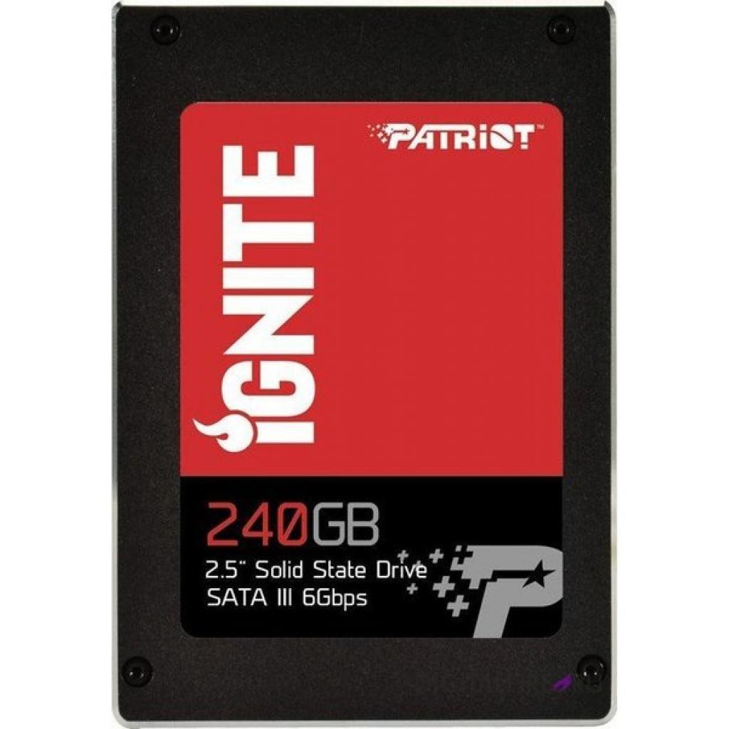 "Накопитель SSD 2.5"" 240GB Patriot (PI240GS325SSDR)"