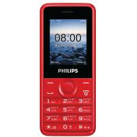 Купить                  Мобильный телефон PHILIPS Xenium E103 Red
