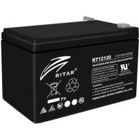 Батарея к ИБП Ritar AGM RT12120B, 12V-12Ah (RT12120B)