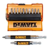 Набір біт DeWALT бит, магнит. держателей, 14 предм. (DT71502)