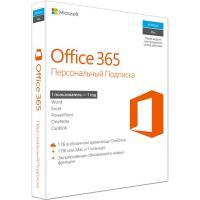 Офисное приложение Microsoft Office 365 Personal Russian Sub 1YR Central/Eastern Euro Onl (QQ2-00548)