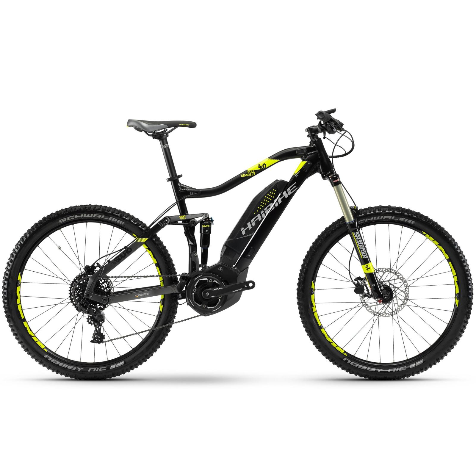 "Электровелосипед Haibike SDURO FullSeven LT 4.0 27,5"" 400Wh, рама 48см, ход:150мм, 20 (4540178848)"