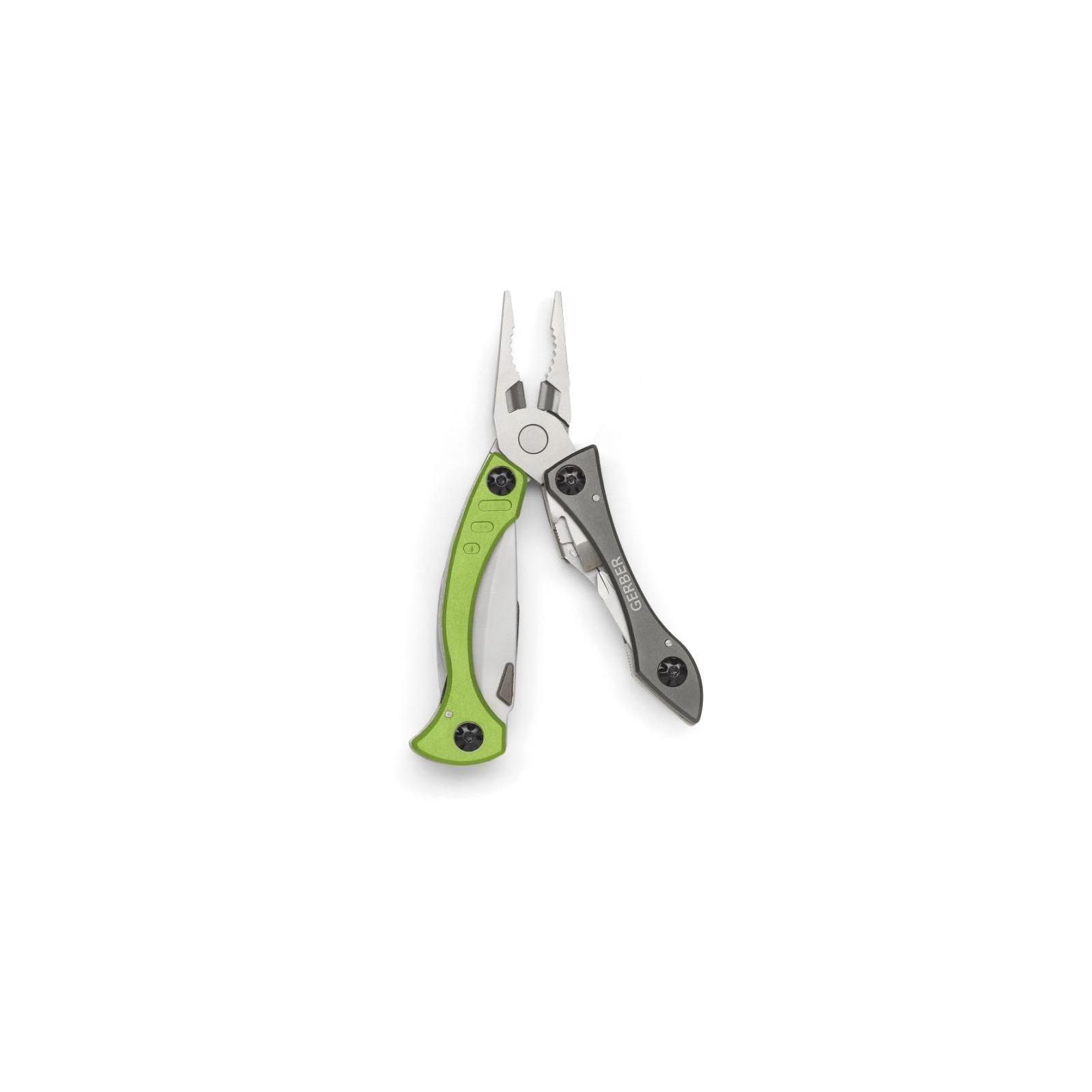 Мультитул Gerber Crucial Tool Green (31-003609) изображение 3