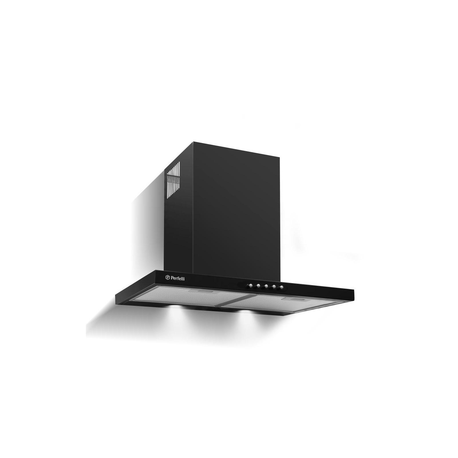 Вытяжка кухонная PERFELLI T 6612 A 1000 BL LED изображение 3