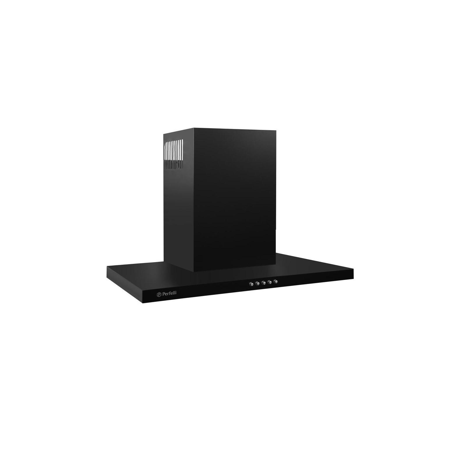Вытяжка кухонная PERFELLI T 6612 A 1000 BL LED изображение 4