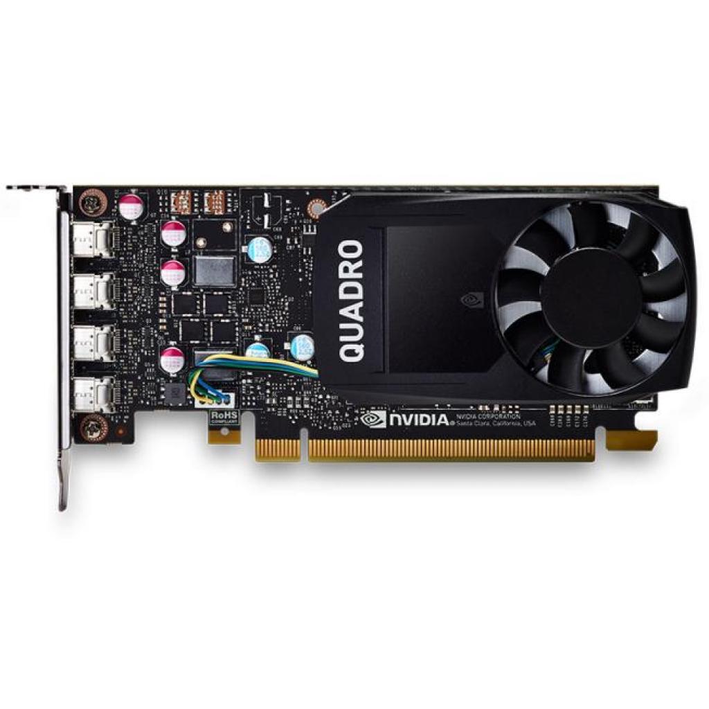Видеокарта QUADRO P620 2048MB PNY (VCQP620DVI-PB) изображение 2