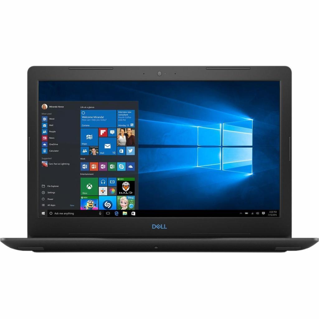 Ноутбук Dell G3 3579 (IG315FI716S5DL-8BK)
