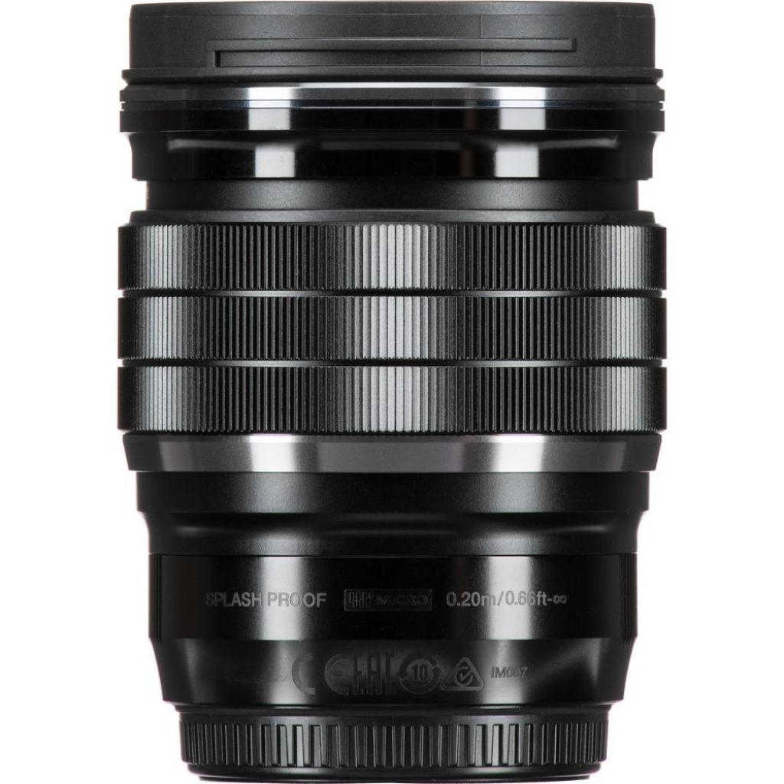 Объектив OLYMPUS EW-M1712 17mm 1:1.2 PRO Black (V311100BW000) изображение 9