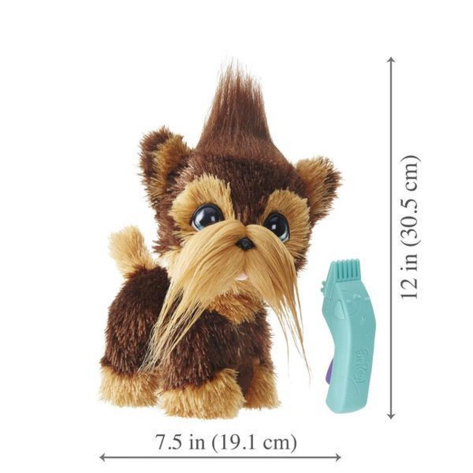 Интерактивная игрушка Hasbro Furreal Friends Лохматый Пёс (E0497) изображение 3