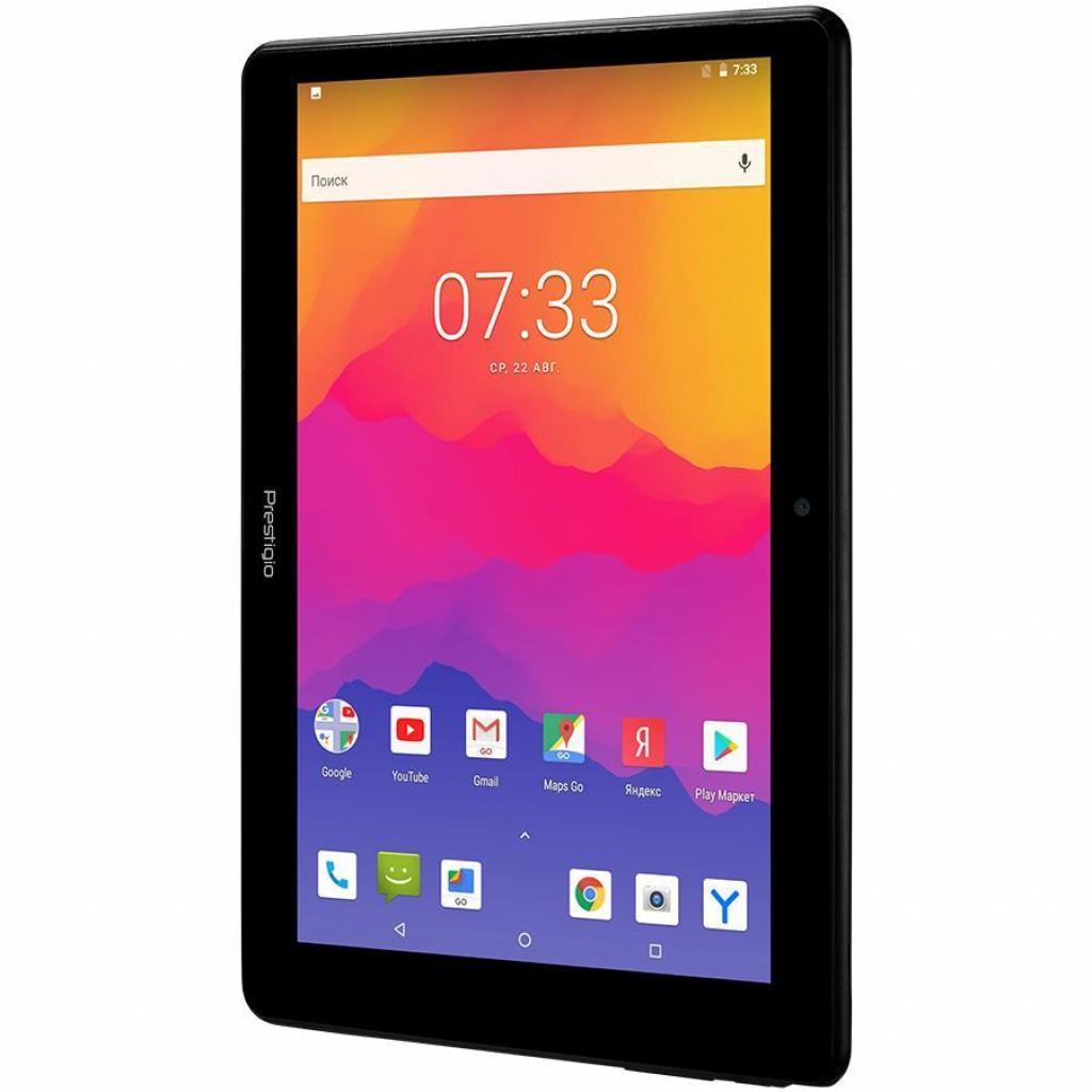 "Планшет PRESTIGIO MultiPad Wize 3196 9.6"" 1/8GB 3G Black (PMT3196_3G_C) изображение 6"