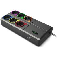 Мережевий фільтр живлення Nomi умный SOW019 с Wi-Fi (381251)