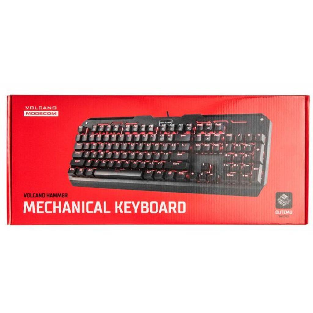 Клавиатура Modecom VolcanoHammerRU(OutemuRedSwitch) (K-MC-HAMMER-U-RED-RU) изображение 10